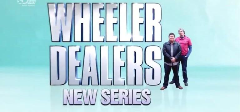 Nova Verta Spray Booth on Wheeler Dealers