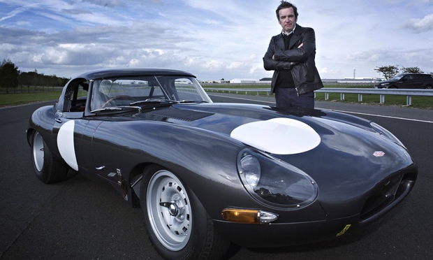 A Nova Verta spray booth on Jaguar documentary