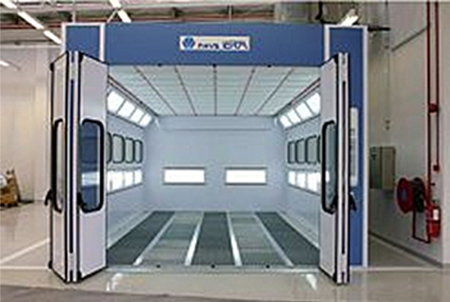 Nova Verta Camco | Camco - Suppliers of Novaverta Spraybooths