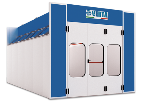 Excel Spray Booth